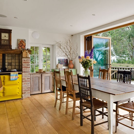 Country-kitchen-extension