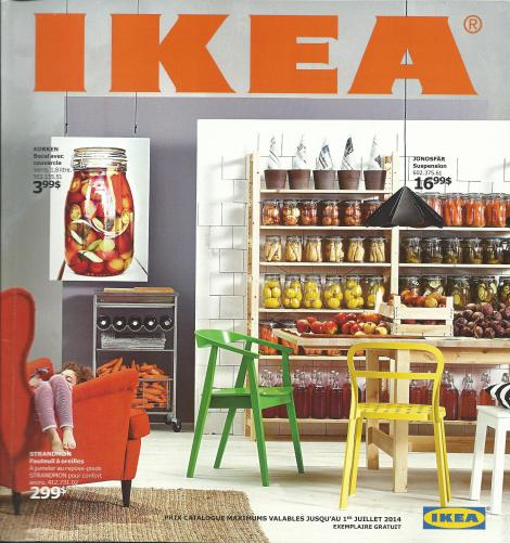 IKEA 2014 Nouveau Catalogue